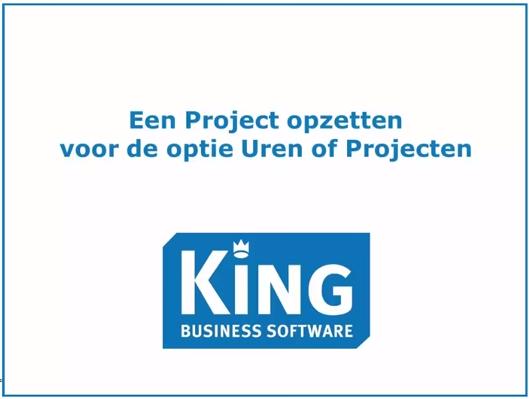 Projecten in King